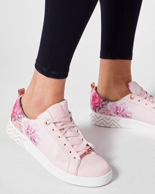 45c4de7ba695 Ted Baker sneakers for summer