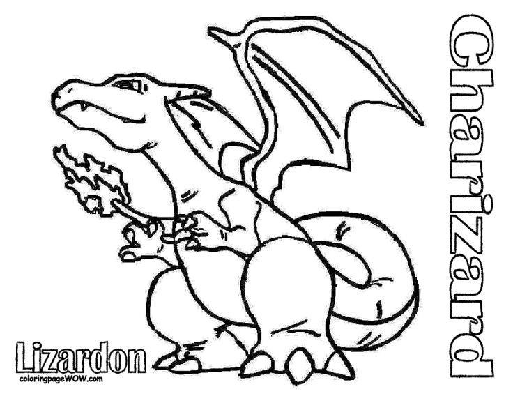13 best udprint og farvelæg images on Pinterest | Pokemon coloring ...