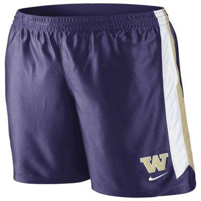 Nike Washington Huskies Basketball Dazzle Tourney Shorts