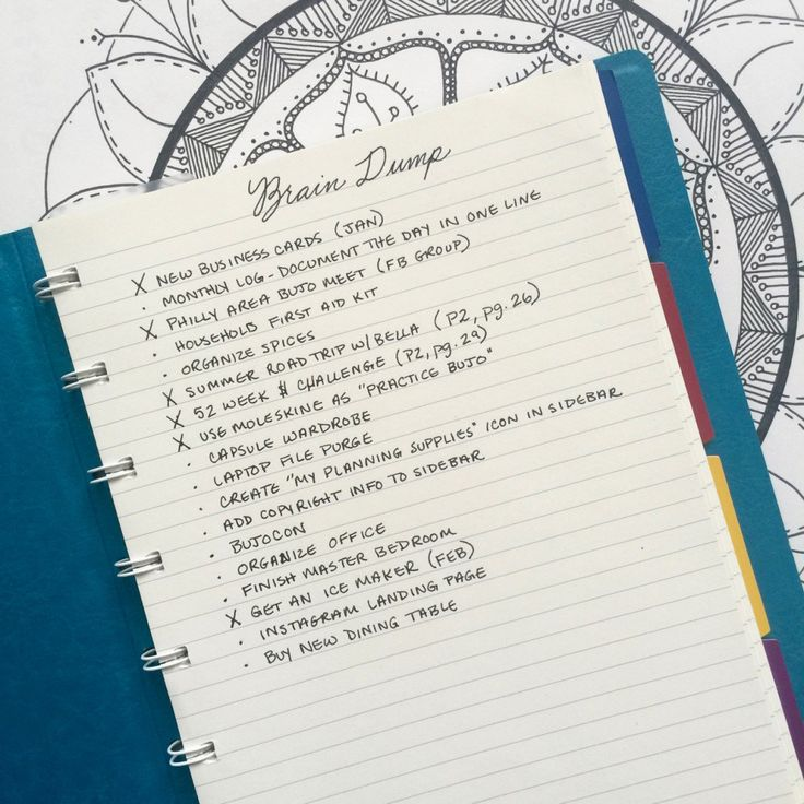 How to Craft a Better To-Do List  – Bullet Journal