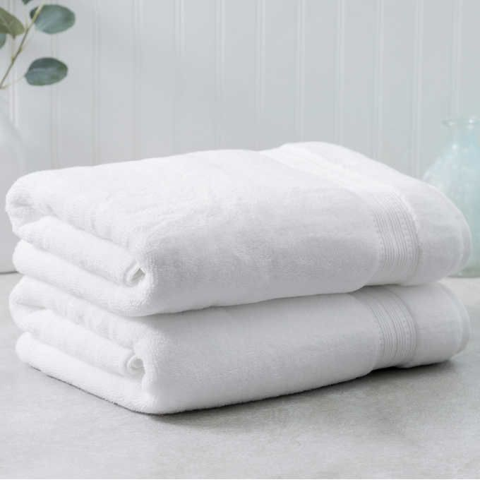 Charisma 100 Hygrocotton 2 Piece Bath Towel Set Towel Set Bath