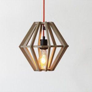 Lamp Shades by Mpgmb Abat-jour de bois à assembler