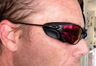 "Oakley ""Juliet"" Sideblinders x Men Prop Glasses not Included   eBay"