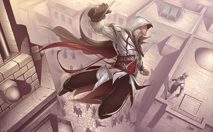 "Amazing digital art of ""Assassins Creed II"" by Artwork of Patrick Brown http://assassins-fanart.deviantart.com/art/Assassins-Creed-II-145657887  Get Assassin's Creed - Identity today on Android ubi.li/5dey5 and iOS devices ubi.li/5yn7n. #assassinscreed #assassins  #assassin #ac #assassinscreeed2 #assassinscreedbrotherhood #assassinscreedrevelations #assassinscreed3 #assassinscreedblackflag #assassinscreedrogue #assassinscreedunity #assassinscreedsyndicate #altairibnlaahad #ezioauditore…"