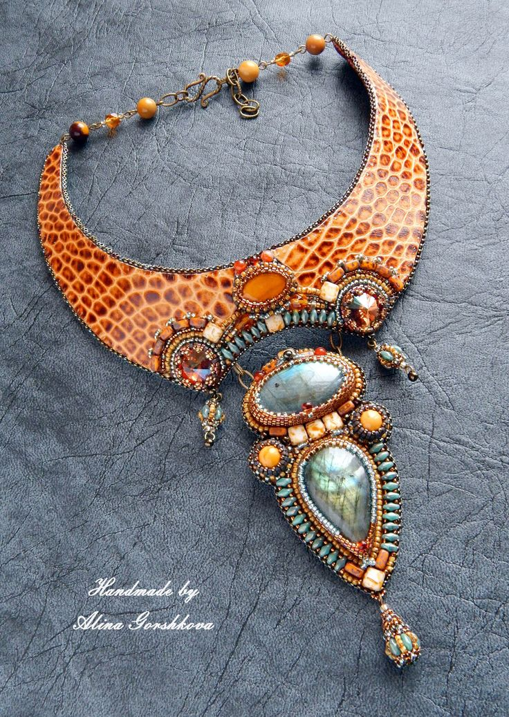 Ideas about bead embroidery jewelry on pinterest