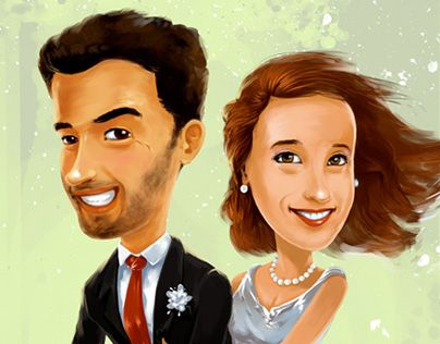 "Check out new work on my @Behance portfolio: ""Just married!"" http://be.net/gallery/46702215/Just-married"