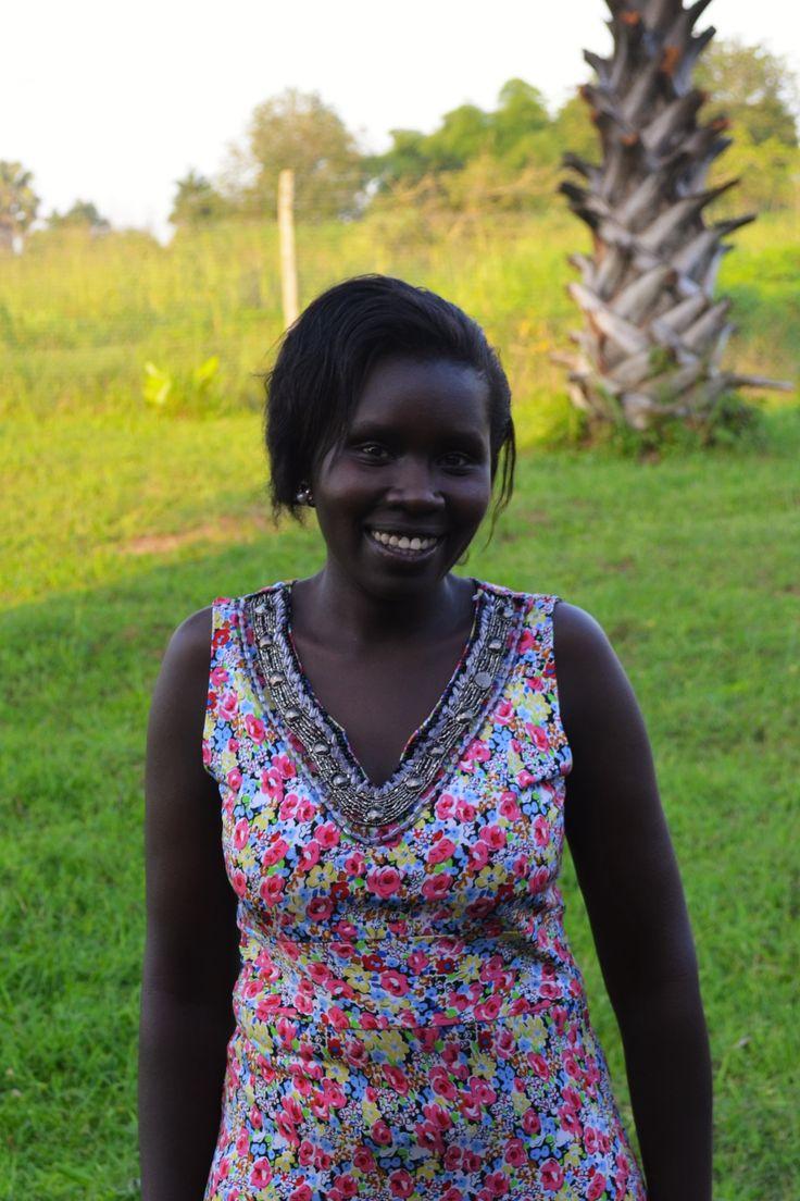 Christine / Ugandan Project Manager & Coordinator / Project Outward