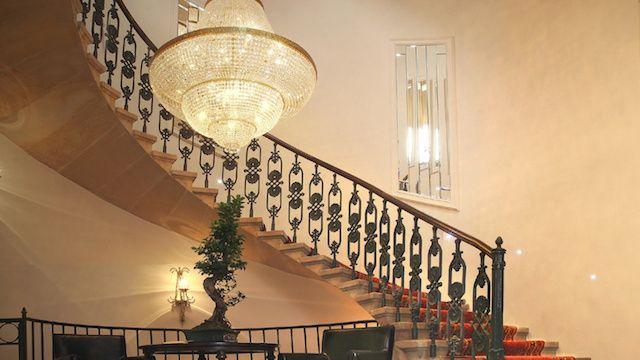 Najlepsze hotele w Polsce - the Bonerowski Palace2