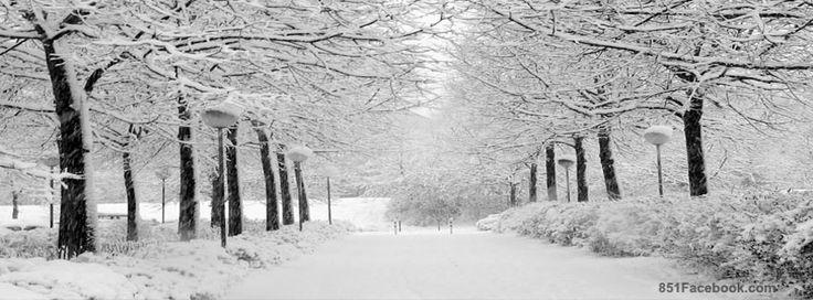 Seasons Facebook Timeline Covers(Winter)