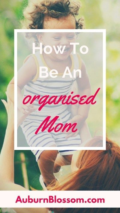 How To Be An Organised Mom || The Lists You Need To Keep Organised || How To Organise Yourself & Your Kids