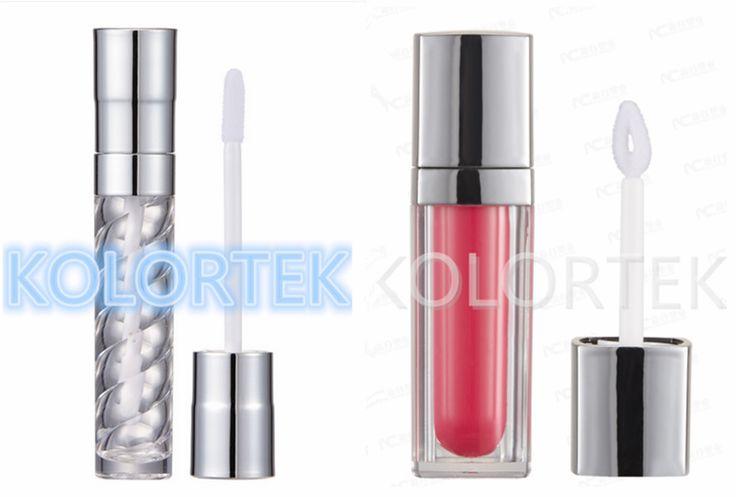 Kolortek cosmetic containers, empty clear lip gloss tube, Lip Gloss Containers manufacturers