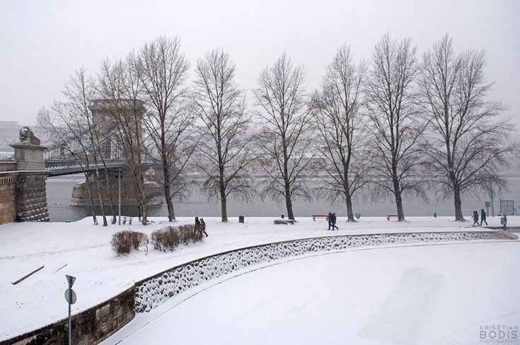 Photo Essay: Budapest's first major snowfall of the winter season | WeLoveBudapest.com