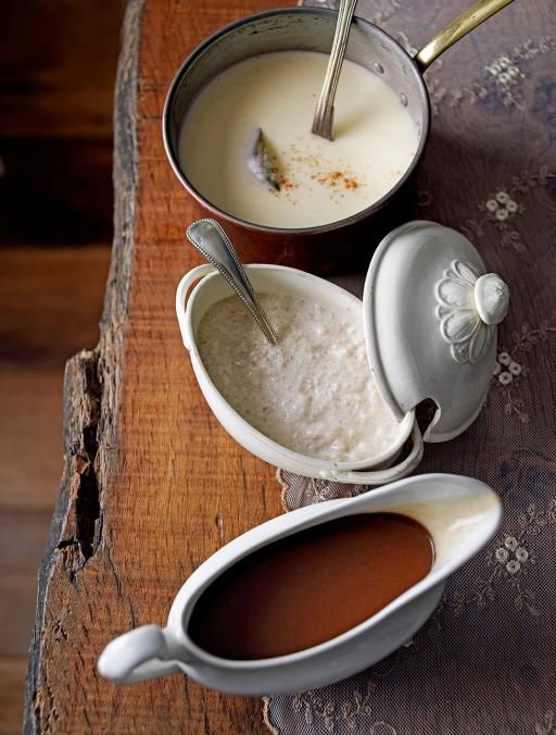 Brilliant gluten-free bread sauce Made with gluten-free bread No chicken or turkey roast is complete without bread sauce, and this gluten-free version means everyone can enjoy it