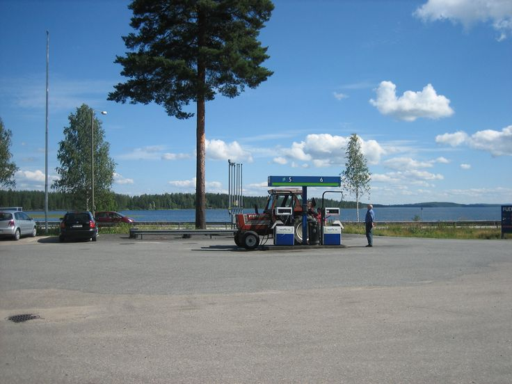 Lintulahti, Konginkangas, Central Finland