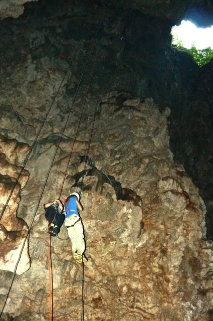 This is the most unique adventure tour I have ever done! And I have done a few… So yes, it's quite a claim which I'm happy to make. Abismo Anhumas is actually 5 adventures in 1. This is what makes it one of kind. About 25 km North-East from Bonito there is a cave,, Read More
