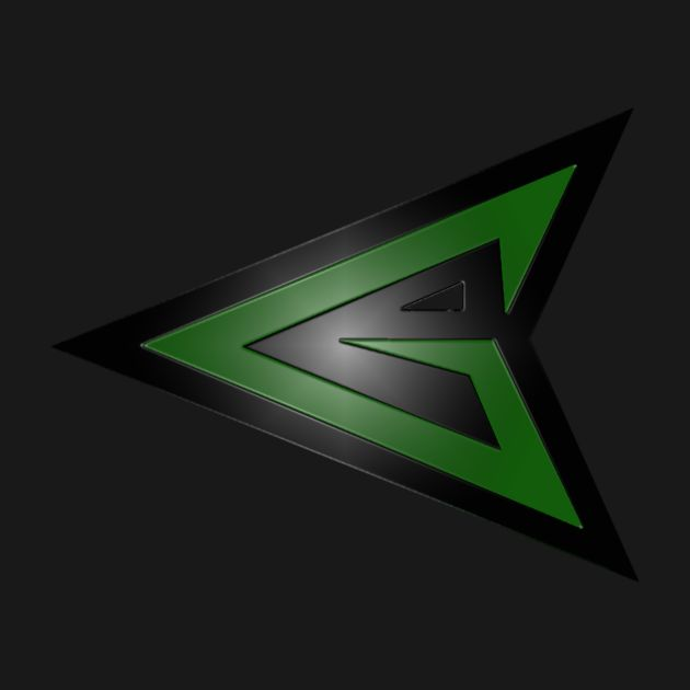 Green arrow symbol by frozenscales arrows green and