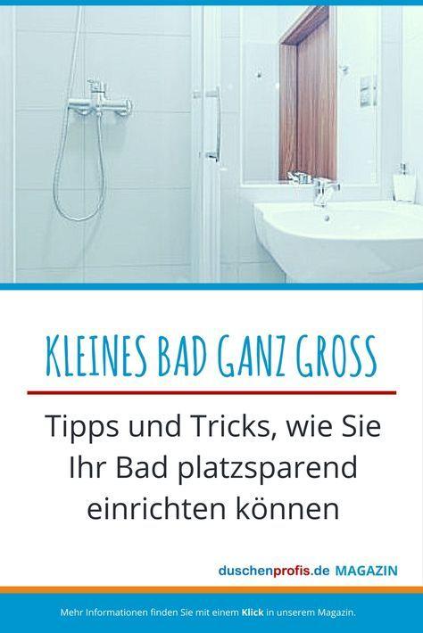 Sie möchten alles aus Ihrem kleinen Badezimmer herausholen? Wir zeigen Ihnen in unserem Magazinbeitrag die besten Tipps und Tricks, wie Sie Ihr Bad mit strahlenden Farben, Spiegeln und platzsparenden Sanitäranlagen gestalten.