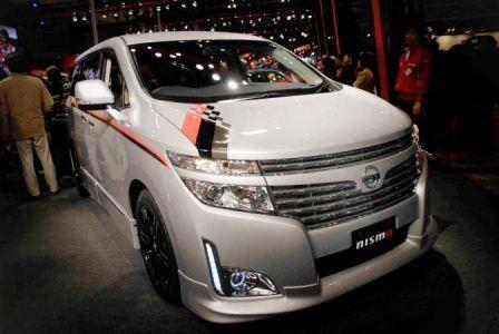 Mobil Nissan Terbaru