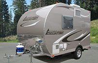 Camplite Ultra Lightweight All Aluminum Travel Trailers   Livin' Lite RV