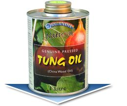 Organoil - Pure Tung Oil