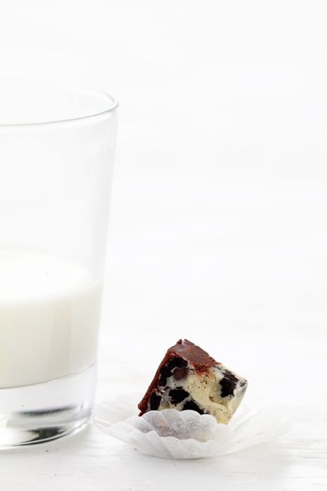 Double Decker Oreo Fudge -  Made these - they are very easy to make and delicious!