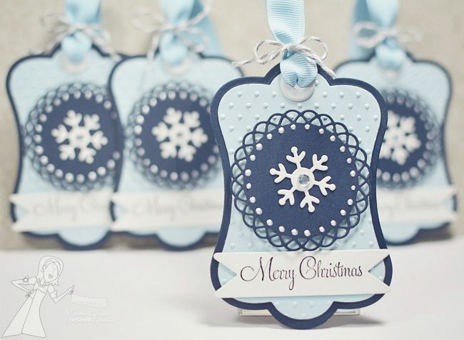 the sweetest thing...: TE Studio Challenge - Holiday Tags