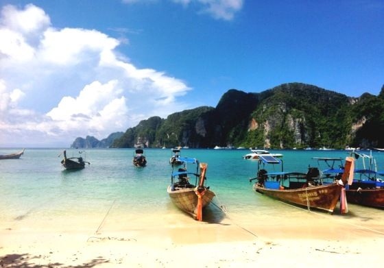 Slow Travel through Thailand  Koh Phi Phi Island  By Ali Dempsey, Global Basecamps