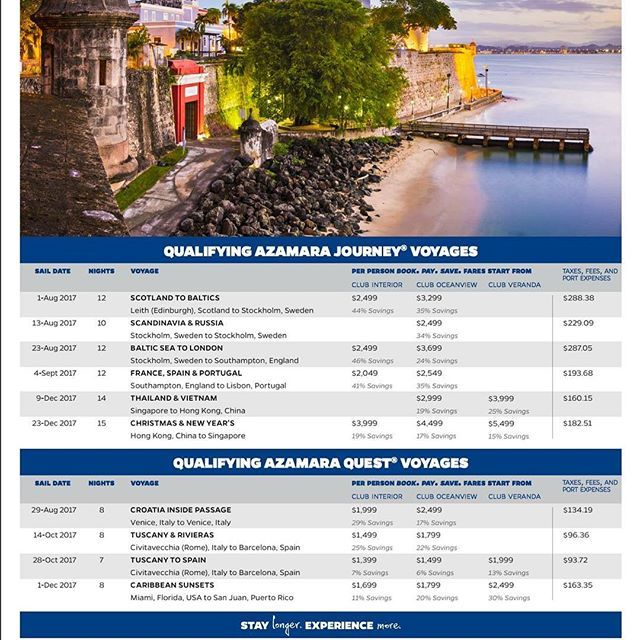Book Pay Save Call The Kings Trips Kings See More And More Deals On Follow Us On Https Www Instagram Com P B Trip Azamara Edinburgh Scotland