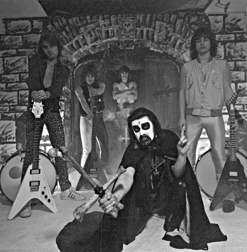 Vloktburz  MERCYFUL FATE