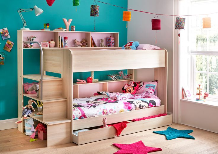 How To Decorate Your Child's Bedroom - The Sleep Matters Club