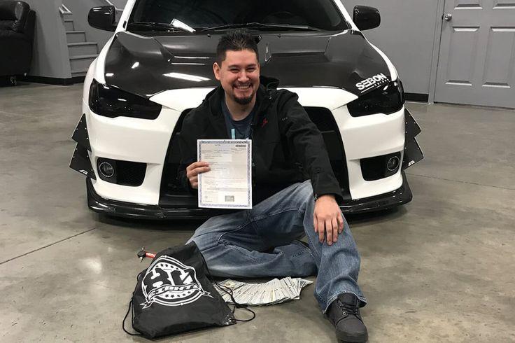 DCG 14 Winner Michael Luna in 2020 Dream cars