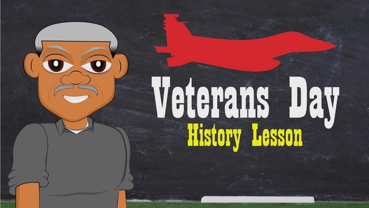 Veterans Day (Educational Videos for Students) Free TV (History Cartoons...
