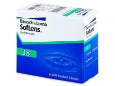 SofLens 38 (6čoček) - Bausch and Lomb