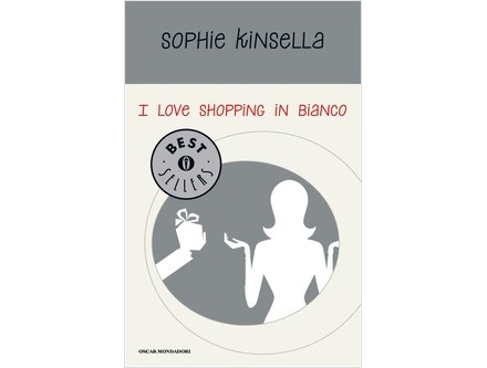 """I love shopping in bianco"" (#3) by Sophie Kinsella"