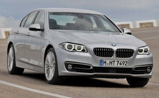 In July 2013, BMW Series 5 rose in 27th place among top models in South Korea.