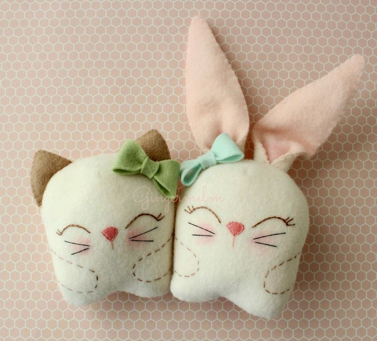 Gingermelon Dolls: Free Tutorial - Snuggle Bunny and Kitty
