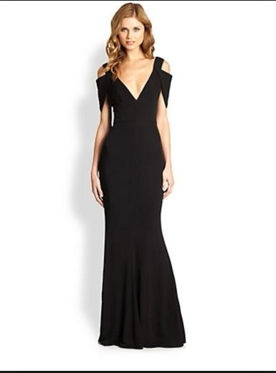 Perfect dress for a guest of a black tie wedding, by ABS Allen Schwartz #socialbysuite201#ABS#blacktie