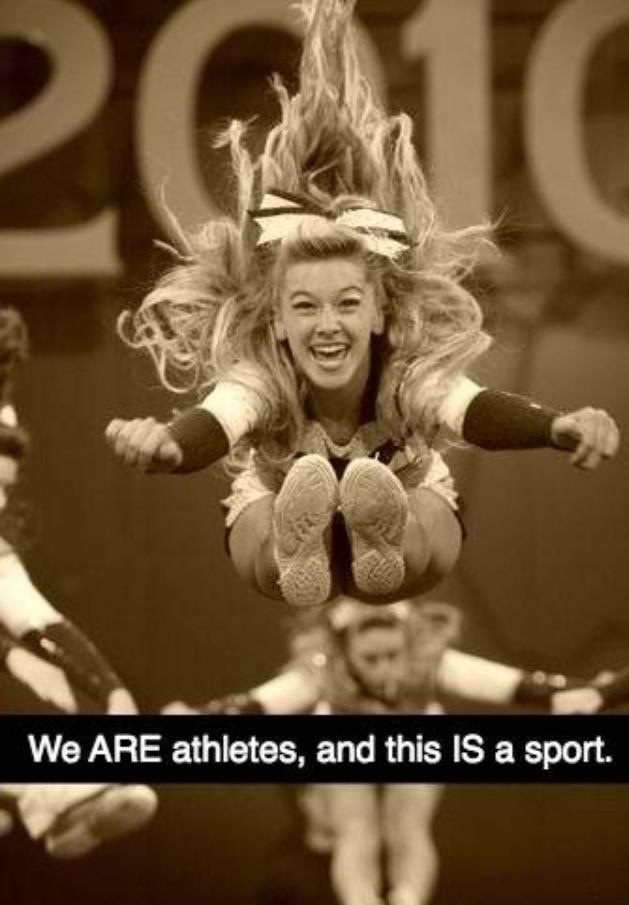 what i hated about cheerleading Cheerleading is the reason behind most of my greatest experiences and favorite memories my favorite times in life were cheering at the pep rallies, cheering on friday nights under the lights, competing on saturday mornings, cheer camp, and the bond i had with my team.