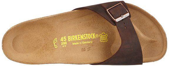 Birkenstock Classic MADRID FL 440883 Damen Clogs & Pantoletten: Amazon.de: Schuhe & Handtaschen