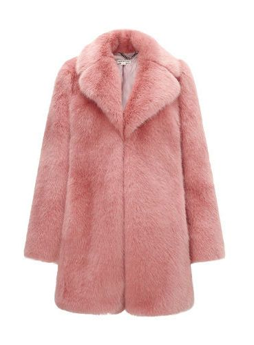 Frivolous Fabulous - Pink Faux Fur for Miss Frivolous Fabulous