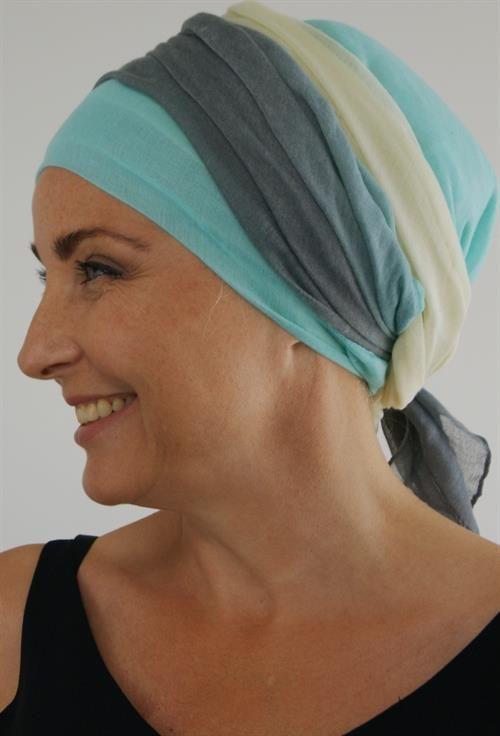 Big scarf in viscose 90 x 180 cm