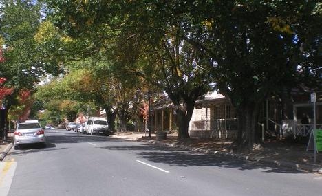 Hahndorf, Adelaide  - German influence