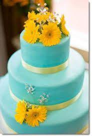 INSPIRAÇÃO: Casamento Azul Tiffany e Amarelo