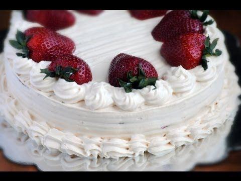 Tres Leches Cake Recipe - How To Make A Tres Leches Cake - Sweetysalado.com