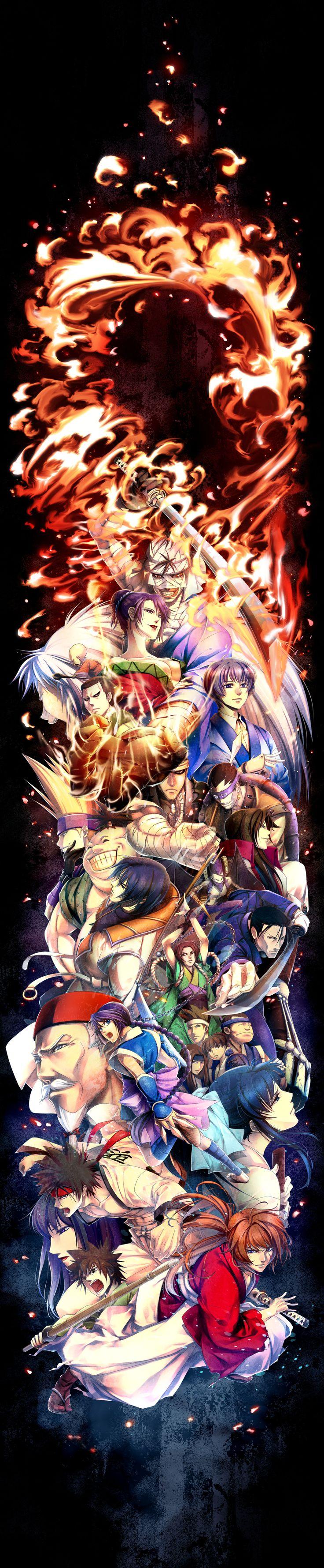 Rurouni Kenshin ( Samurai X)