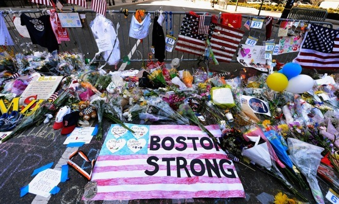 Reflections on the Boston MarathonBombings - I had a chance to speak to Massachusetts Governor Deval Patrick on 9 May 2013 about the aftermath of the Boston Marathon bombings and lingering security concerns in the city.