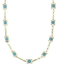 Art Deco Stations Necklace: Stations Necklaces, Deco Stations, Art Deco