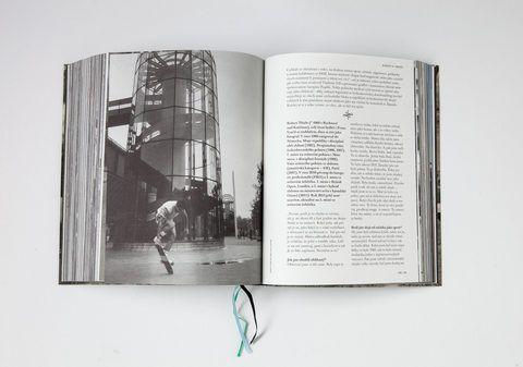 subkultury a nezávislé společenské proudy před rokem 1989. / Book TRIBES 0 - Urban subcultures and independet social currents in Czech Republic before 1989.