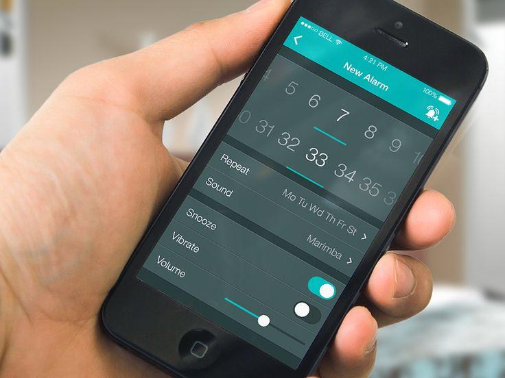 Alarm settings by megamegacube