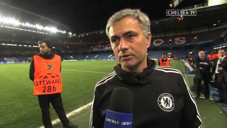 Ibrahimovic wishes Mourinho 'good luck' in the Champions League 2014